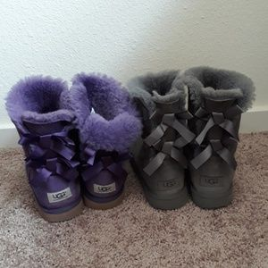 Bow uggs 6